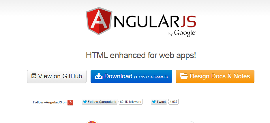 Introduction to AngularJS - how to.